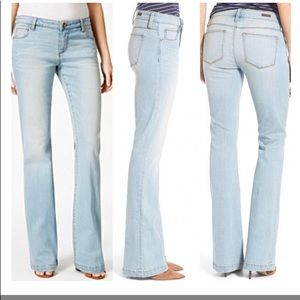 KUT Chrissy Flare Jeans